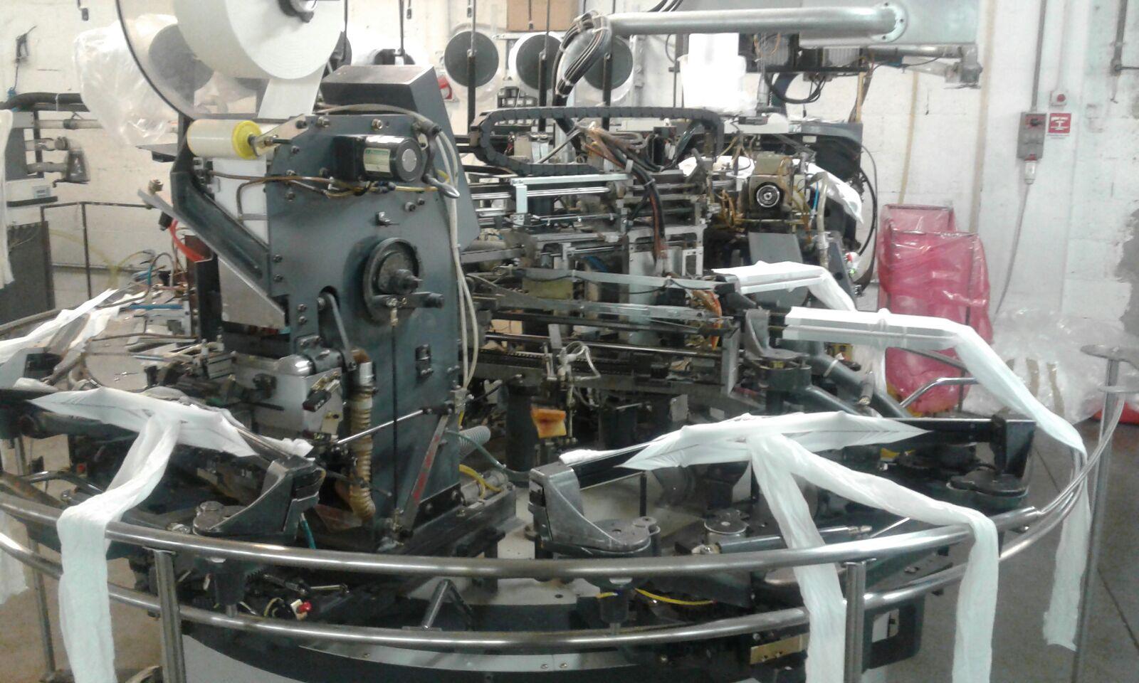 Macchinario per la tessitura complesso
