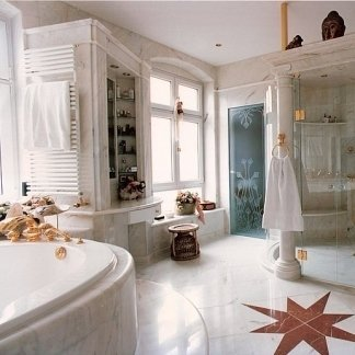 bagno in marmo Trapani - Sicilia