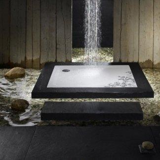 Produzione e Vendita di Piatti doccia e Basche in Marmo Trapani - Sicilia