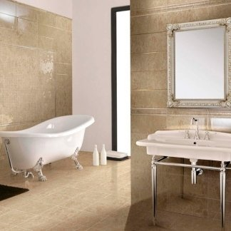 bagno in marmo Enna - Sicilia