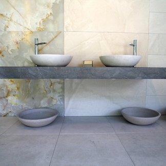 bagno in marmo Catania - Sicilia