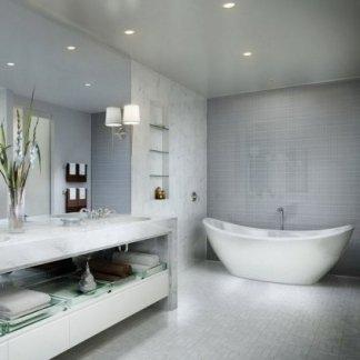 bagno in marmo Palermo - Sicilia