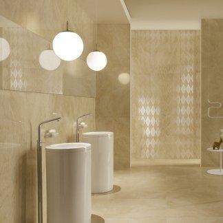 bagno in marmo Caltanissetta - Sicilia
