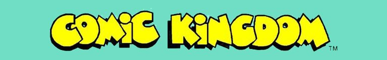 comic kingdom logo