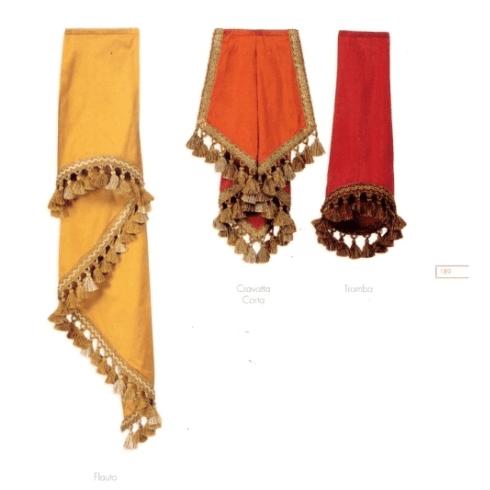 collezione di accessori colorati
