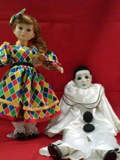 bambole tela