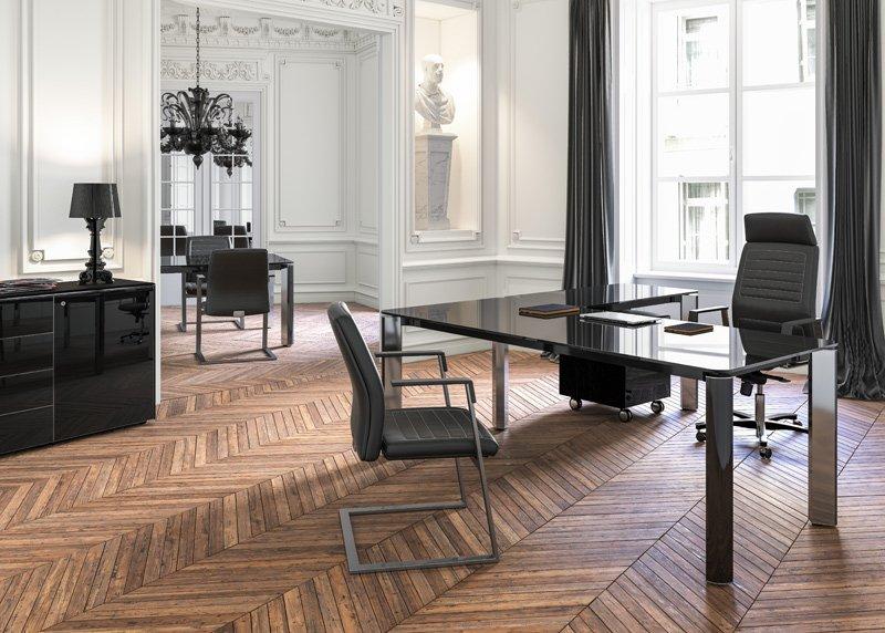 Tavoli Ufficio Design : Arredamento direzione rieti ri de santis ufficio