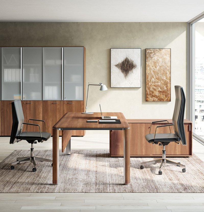 Tavolo con sedie di design