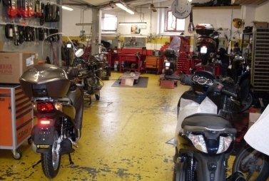 riparazione moto, motoclicli, scooter, moto usate