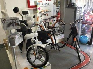 Bicicletta elettrica Askoll