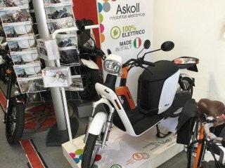 motorini elettrici Askoll