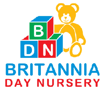 Britannia Day Nursery Logo