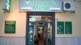 la sede dell'ortopedia Mele