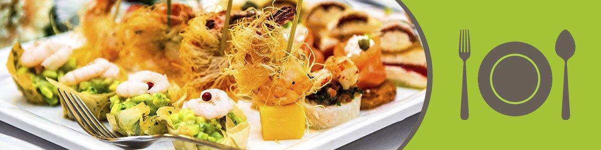 raffertys catering delicious food