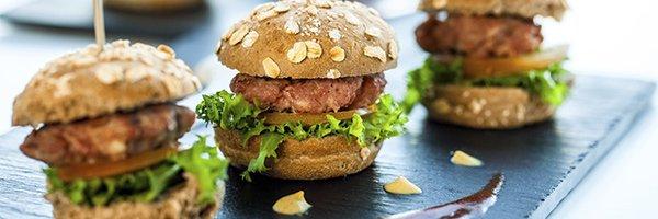 raffertys catering hamburger