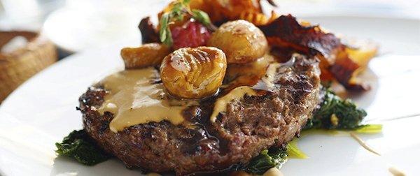 raffertys catering steak