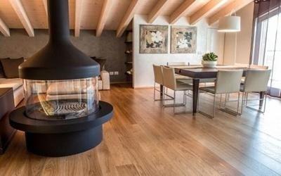 appartamento moderno Alzano Lombardo