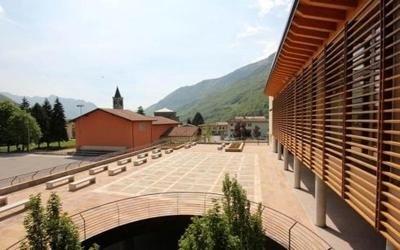 progettazione spazi pubblici Gazzaniga