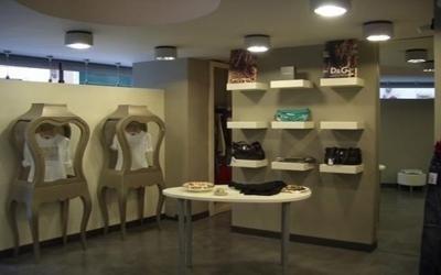 Giacomo Bonaldi designer negozi Bergamo