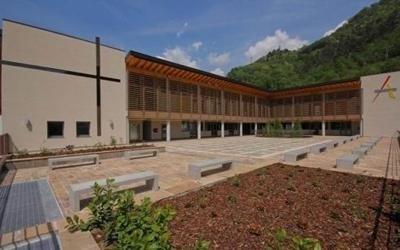 architettura spazi pubblici Gazzaniga