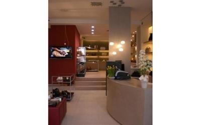 progettazione interni spazi commerciali Bergamo