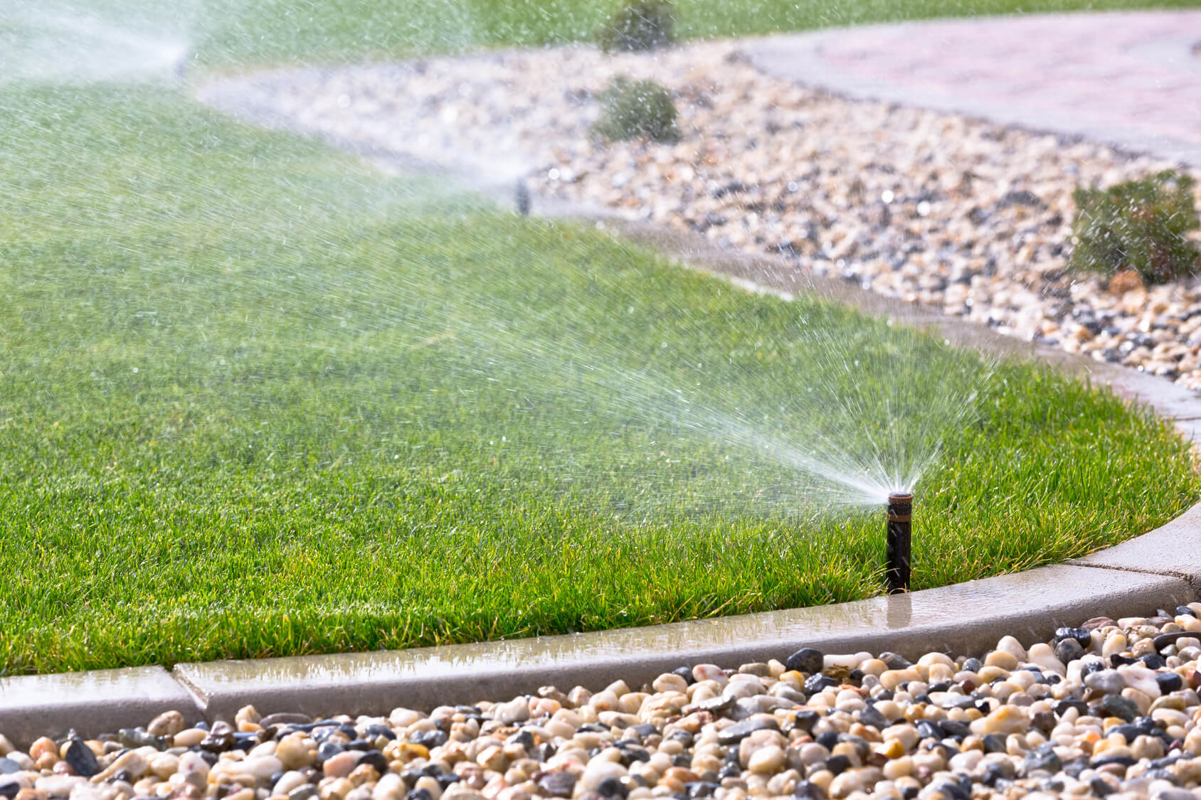 Sprinkler Repair Service Sacramento | Orchid Lawn Care