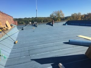 EPDM Flat Roof Contractor