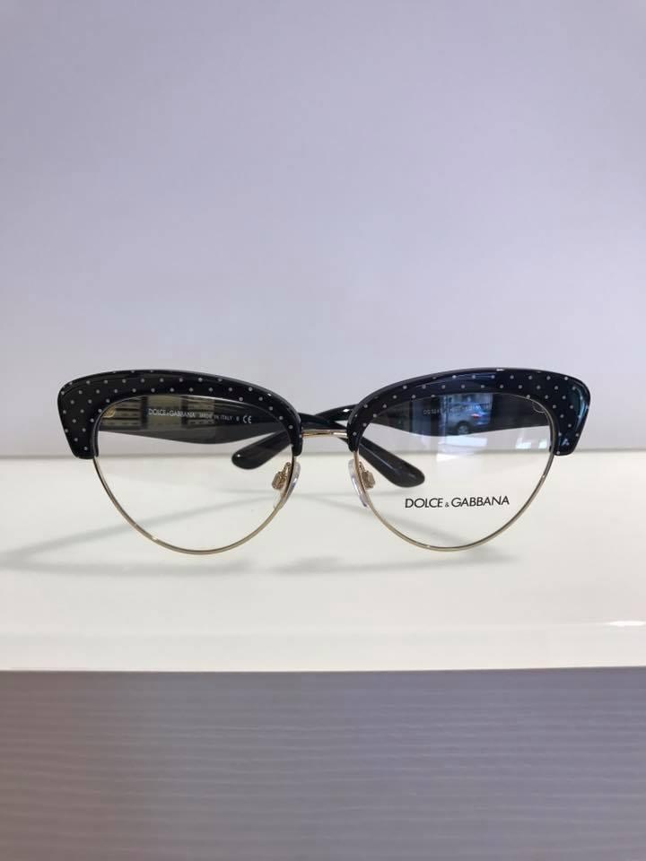 occhiale da vista stile pin up