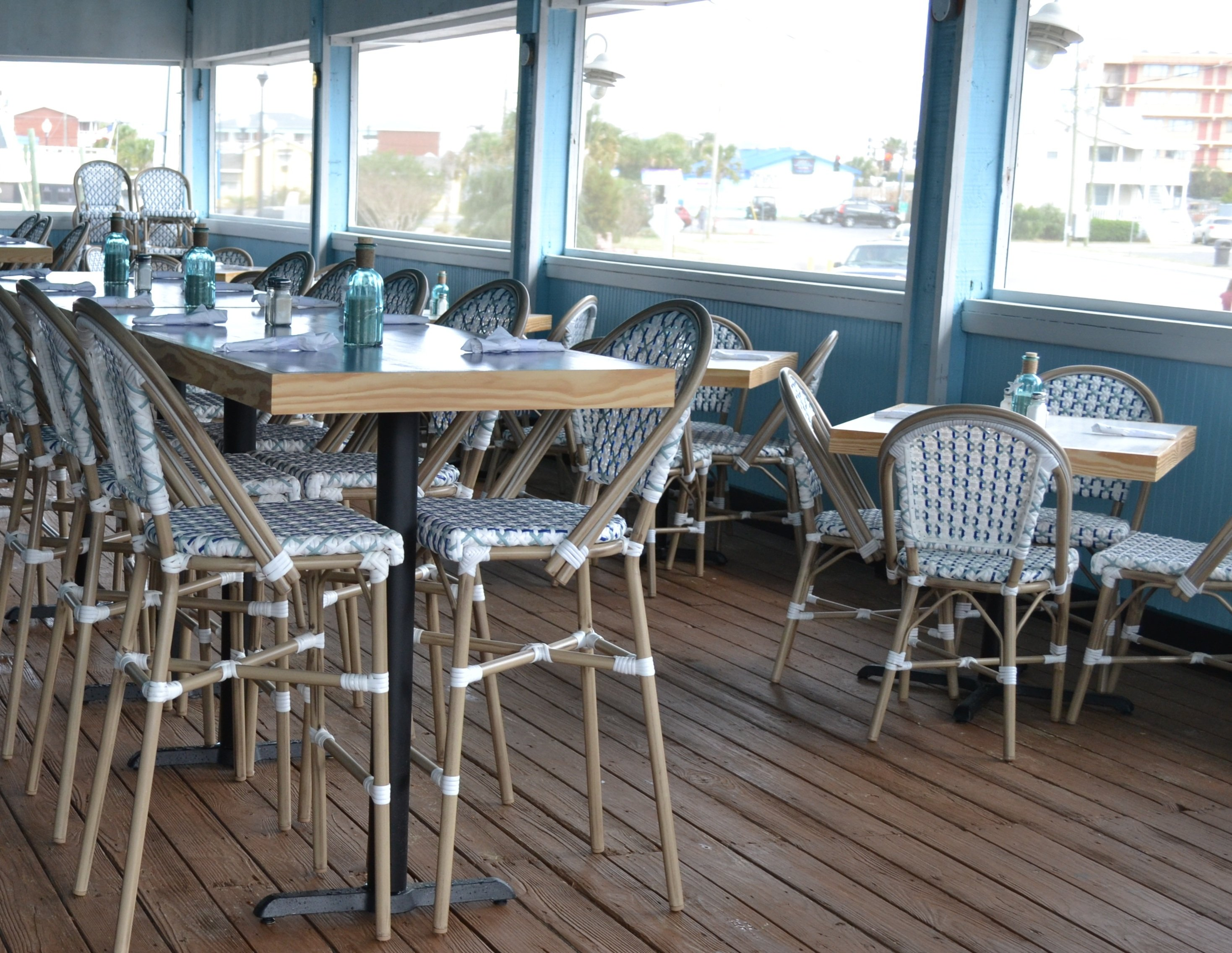 Waterfront Dinning Carolina Beach