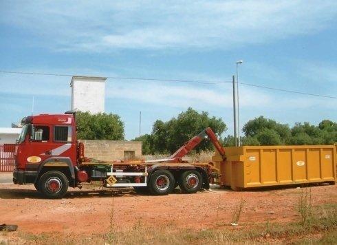 Container per rifiuti