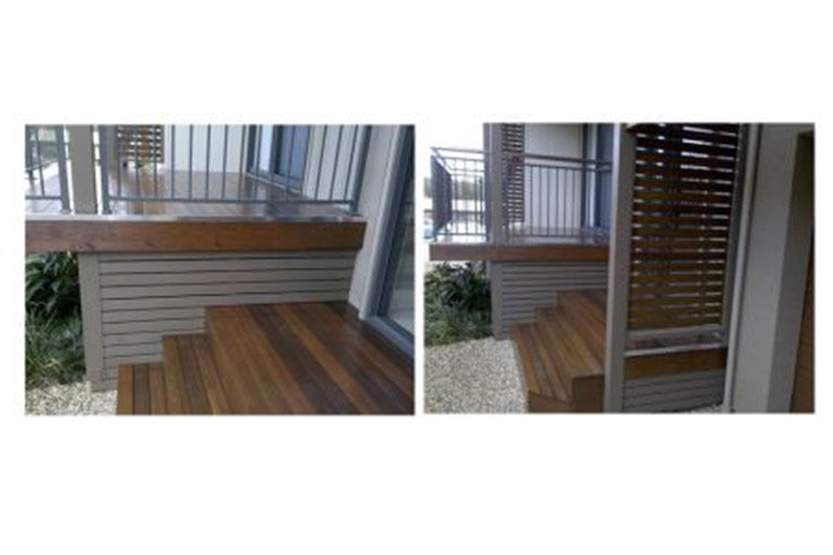 craig taylor painting services wooden staircase
