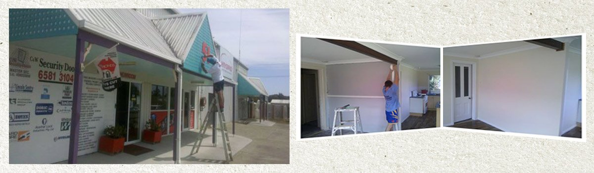 craig taylor painting services business place