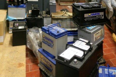 batterie autovetture e moto