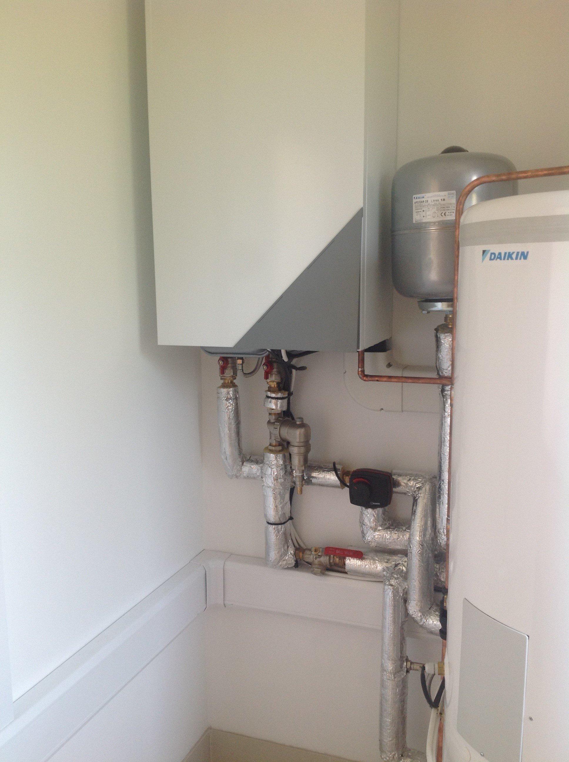 heat pump equipment