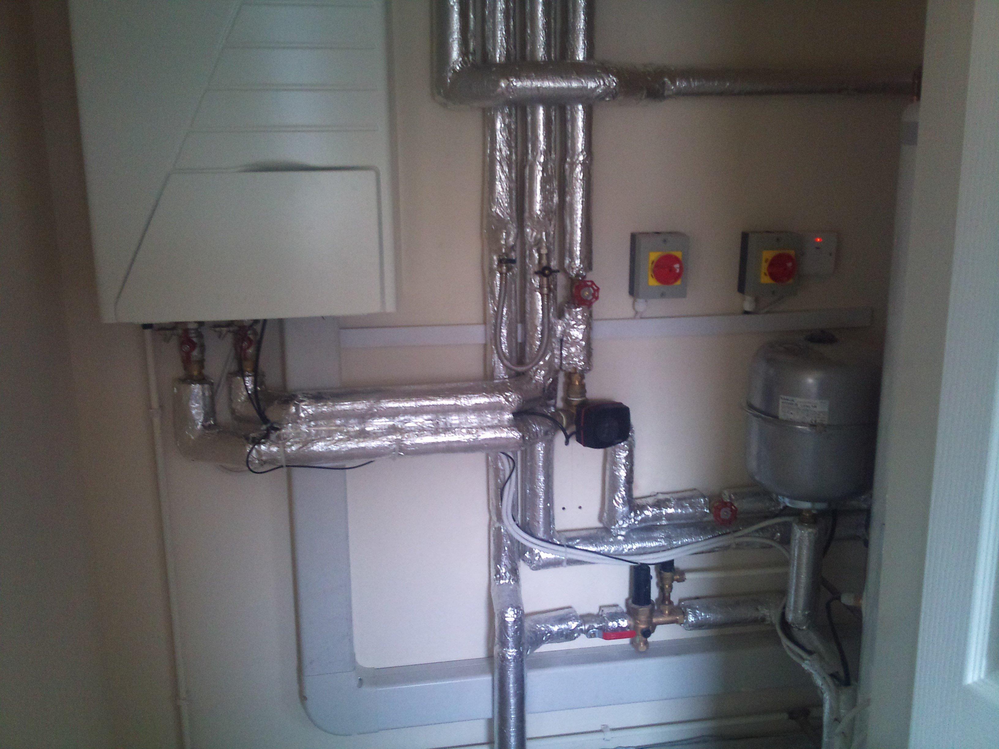 heat pump engineers