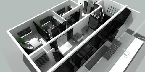 rendering dei nostri progetti in 3d