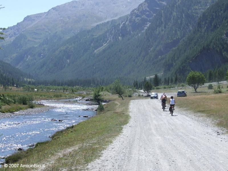 imbocco Valle Argentera