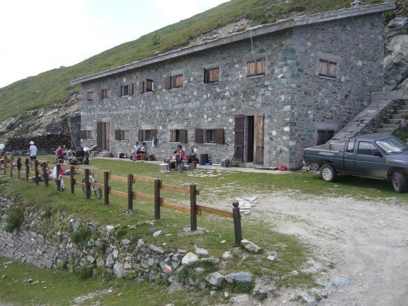 rifugio Barant