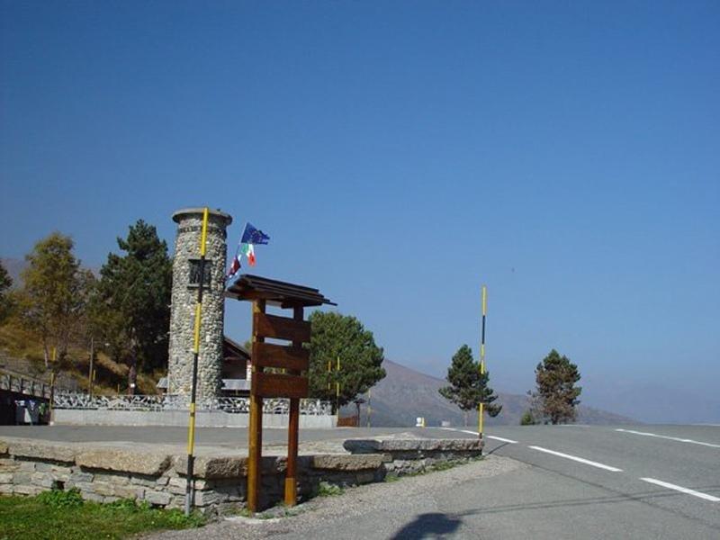 Col del Lys in bici