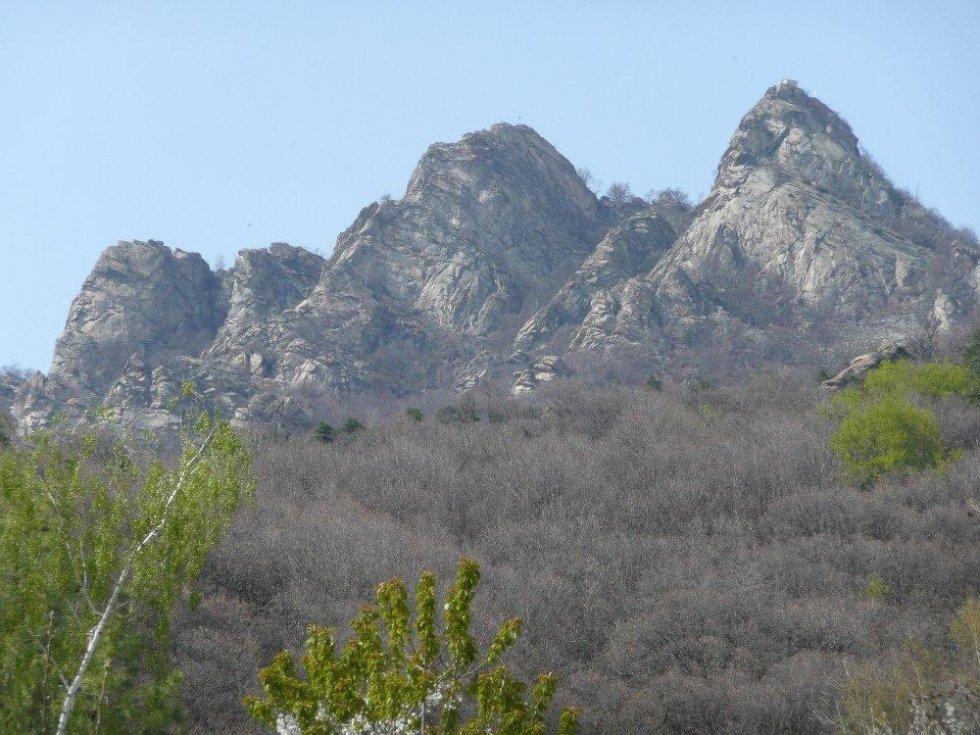 Tour Cantalupa (Monte Tre Denti)