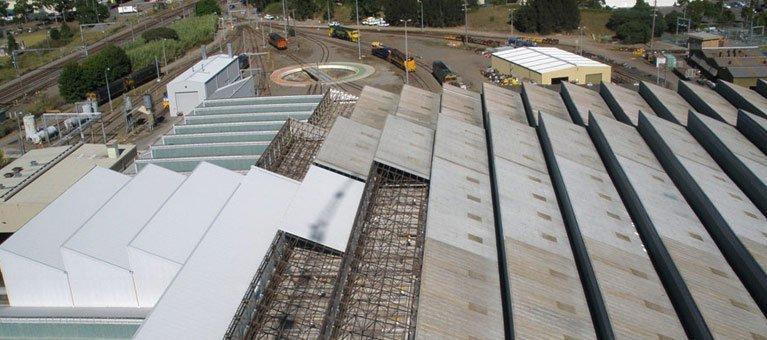 JAC asbestos removal