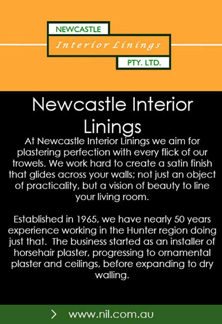 Newcastle Interior Linings
