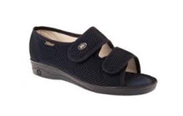 calzatura aperta ortopedica