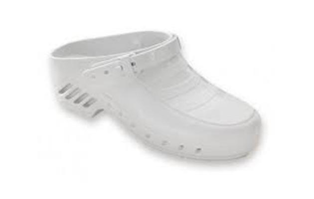 zoccolo bianco professionale