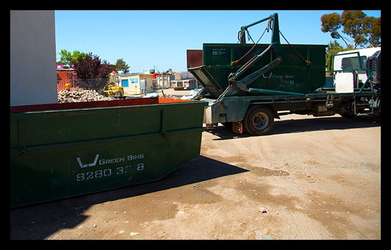 Wide range of recycling and skip bin services