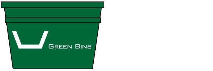 green bins 3m3
