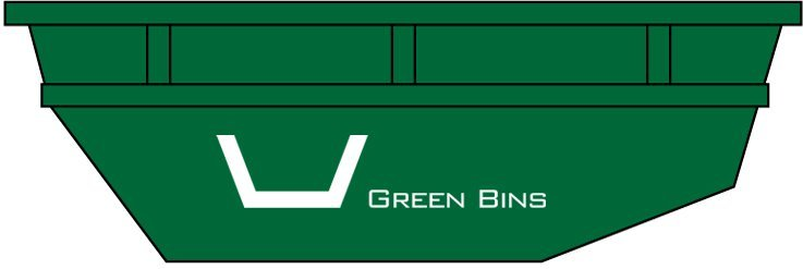 green bins 9m3