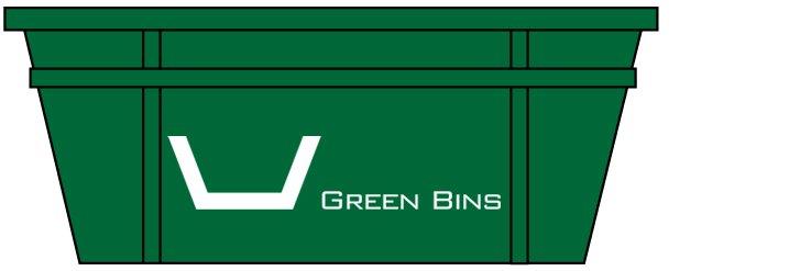green bins 6m3