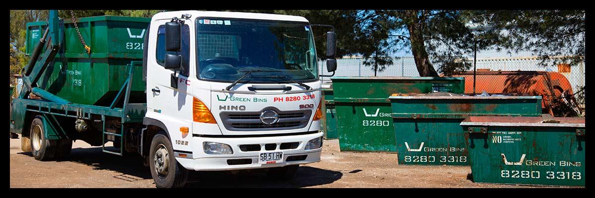 Green Skip Bins Adelaide - Skip Bins Adelaide - Skip Bins