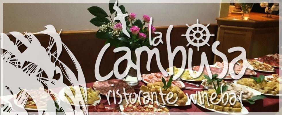 Buffet - Osteria La Cambusa, Piombino (LI)